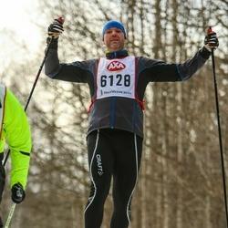 Skiing 45 km - Fredrik Lövblad (6128)