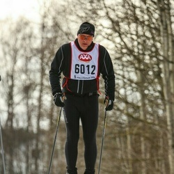 Skiing 45 km - Ola Gunnarsson (6012)