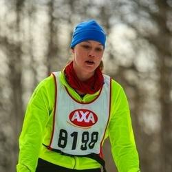 Skiing 45 km - Maartje Van Der Schaaf (8198)