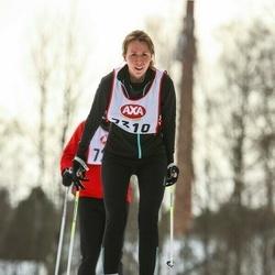 Skiing 45 km - Linna Martén (7310)