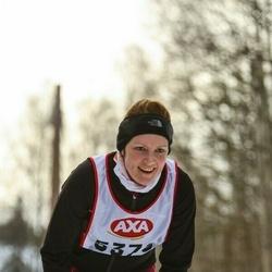 Skiing 45 km - Anna Zentio (5379)