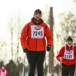Skiing 45 km - Florian Oehme (7245)