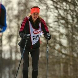 Skiing 45 km - Magdalena Ohlson (6290)