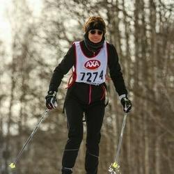 Skiing 45 km - Catarina Jonasson (7274)