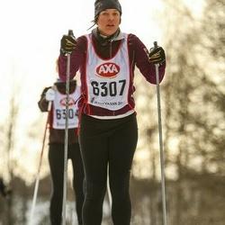 Skiing 45 km - Frida Devrer (6307)
