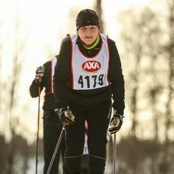 Skiing 45 km - Kerstin Johansson (4179)