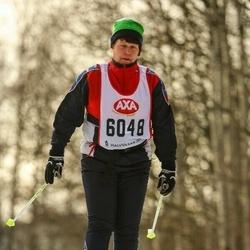 Skiing 45 km - Monica Karlsson (6048)