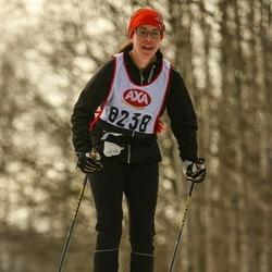 Skiing 45 km - Eva Wallmark Wallinder (8238)