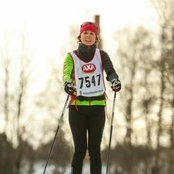 Skiing 45 km - Anna Otterheim (7547)