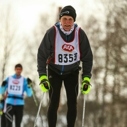Skiing 45 km - Jan-Olof Fogelberg (8353)