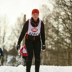 Skiing 45 km - Sara Nilsson (1252)