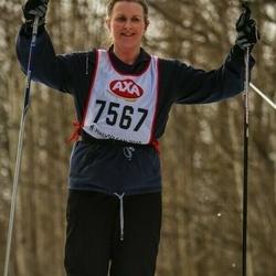 Skiing 45 km - Ruth Olsson-Kinhult (7567)