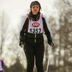 Skiing 45 km - Linda Staaf (5352)