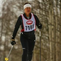 Skiing 45 km - Eva Öhman Larsson (7185)