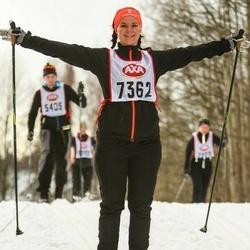 Suusatamine 45 km - Maria Norberg (7362)