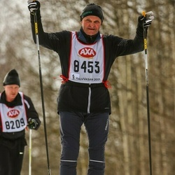 Skiing 45 km - Henry Andersson (8453)