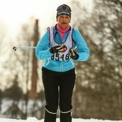 Skiing 45 km - Sofie Eriksson (8548)
