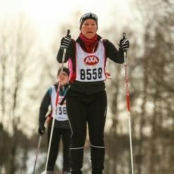 Skiing 45 km - Sara Eklöv (8558)