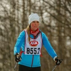 Skiing 45 km - Cecilia Eriksson (8552)
