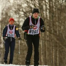 Suusatamine 45 km - Linda Hjelte Bernstrom (8162)