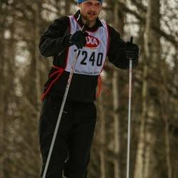 Suusatamine 45 km - Jonas Hesselroth (7240)