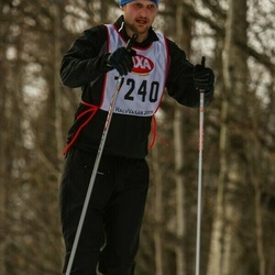 Skiing 45 km - Jonas Hesselroth (7240)