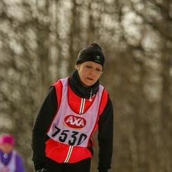 Suusatamine 45 km - Annika Olsson (7530)