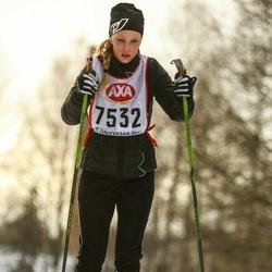 Skiing 45 km - Hanna Wester (7532)