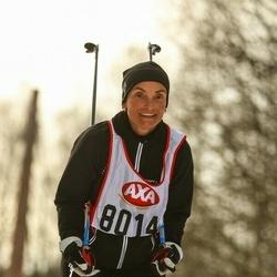 Skiing 45 km - Ulrika Stark (8014)