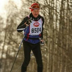 Skiing 45 km - Dennitz Fredriksson (8504)