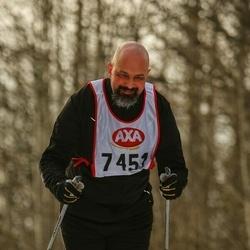 Skiing 45 km - Kent Svensson (7451)