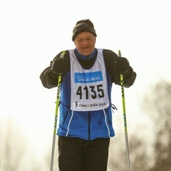 Skiing 45 km - Ib Sander-Hansen (4135)