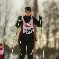 Skiing 45 km - Cecilia Claesson (6548)