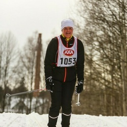 Skiing 45 km - Ebba Hedlund (1053)