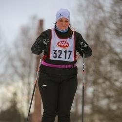 Skiing 45 km - Annika Kaiser (3217)