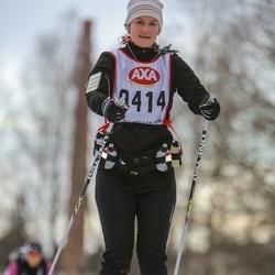 Skiing 45 km - Caroline Jensen (8414)