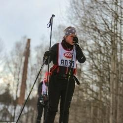 Skiing 45 km - Gabriella Nilsson (8030)