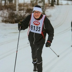 Skiing 45 km - Åke Thörner (9133)