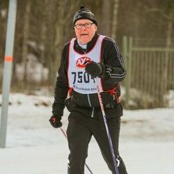 Skiing 45 km - Leif Carlsson (7504)