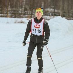Skiing 45 km - David Gasslander (8119)
