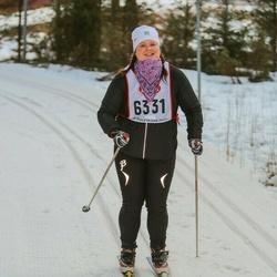 Skiing 45 km - Linnea Henriksson (6331)