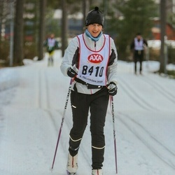 Skiing 45 km - Jeanette Neumann (8410)