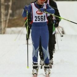 Skiing 45 km - Isak Häggström (2568)
