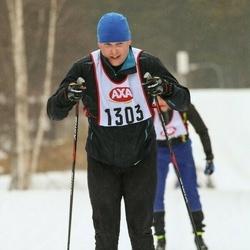 Skiing 45 km - Daniel Karls (1303)