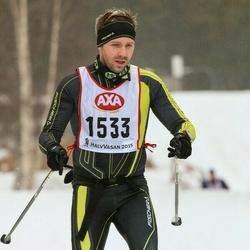 Skiing 45 km - Pether Sundqvist (1533)
