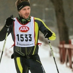 Skiing 45 km - Pether Sundqvist (1533)