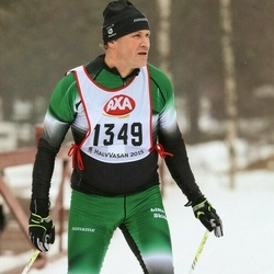 Skiing 45 km - Mats Persson (1349)