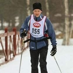 Skiing 45 km - Johan Schelin (155)
