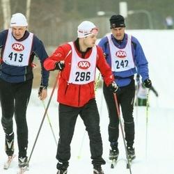 Skiing 45 km - Lars Karlsson (296)