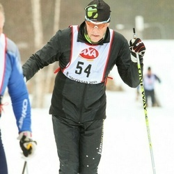 Skiing 45 km - Hans Lundberg (54)